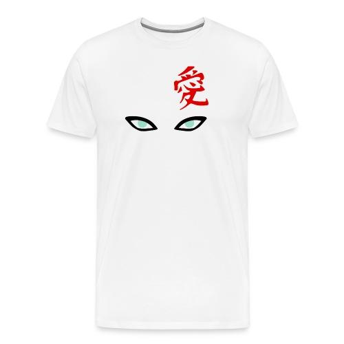 Sand's Eyes Anime Man T-Shirt - Männer Premium T-Shirt