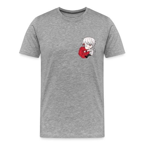 Zenn Anime Man T-Shirt - Männer Premium T-Shirt