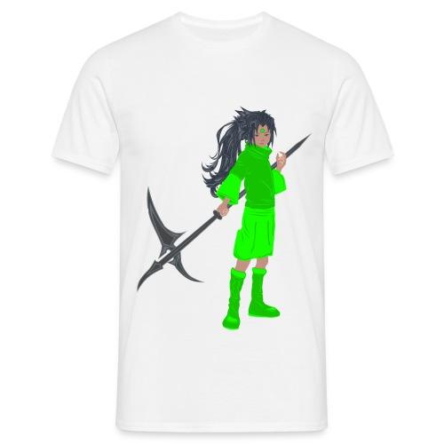SHUFFLE - GREEN - Maglietta da uomo