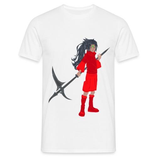SHUFFLE - RED - Maglietta da uomo