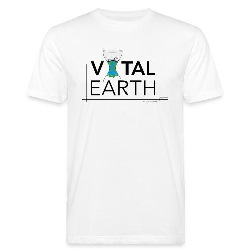 Vital Earth Classic - Männer Bio-T-Shirt