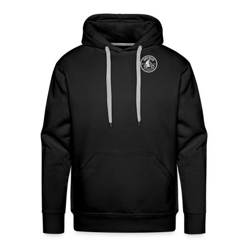 logo vorne - Männer Premium Hoodie