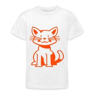 diverse maten en kleuren - Teenager T-shirt
