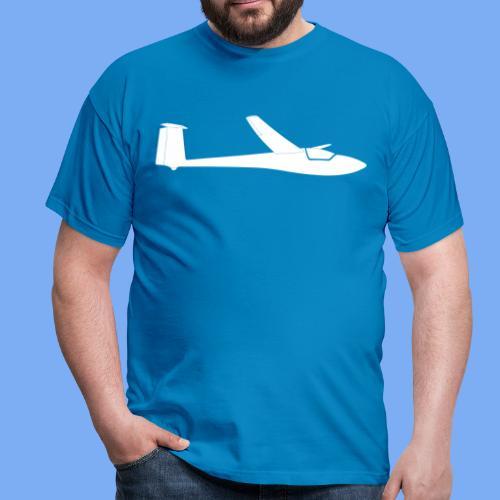 Segelflugzeug Club Libelle glider sailplane clothing apparel - Men's T-Shirt