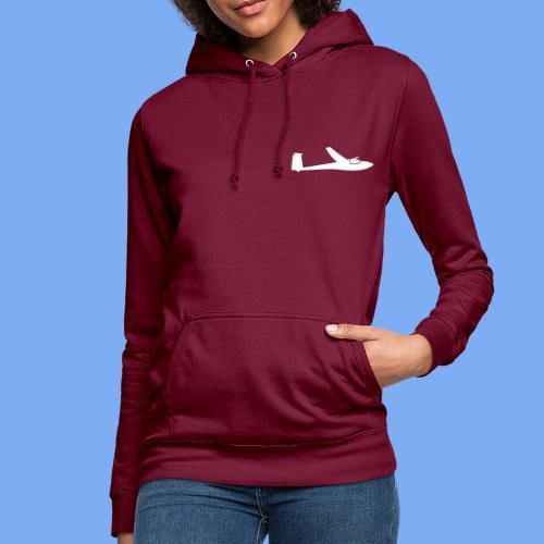 Segelflugzeug Club Libelle glider sailplane clothing apparel - Women's Hoodie