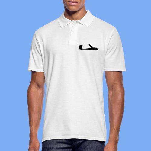 Segelflugzeug Club Libelle glider sailplane clothing apparel - Men's Polo Shirt