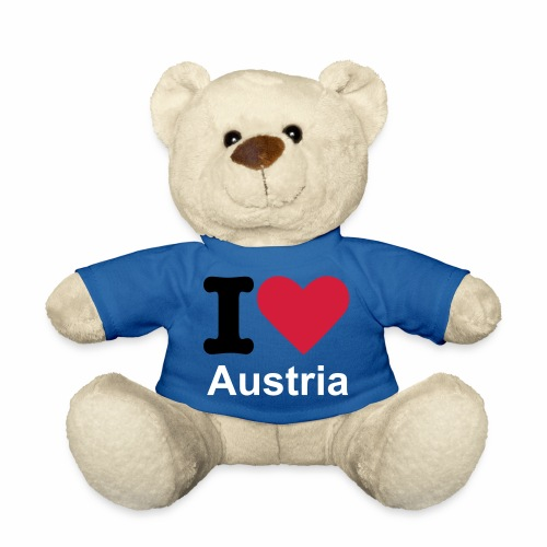 I Love Austria - Teddy