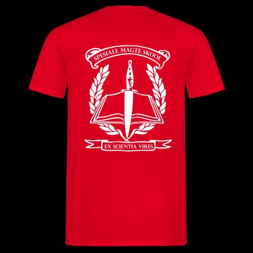 SF School - Männer T-Shirt