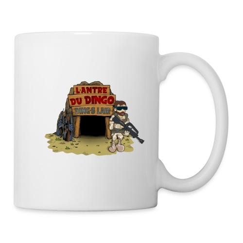 Je bois la tasse - Mug blanc