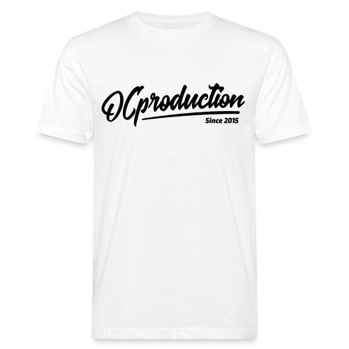 Classqiue Oc Homme - Blanc - T-shirt bio Homme
