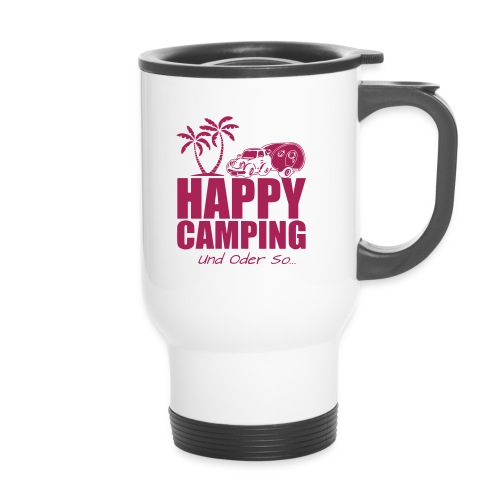 Happy Camping Thermobecher - Thermobecher