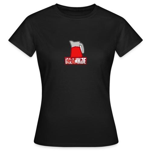 Drankje T-Shirt Vrouwen - Vrouwen T-shirt