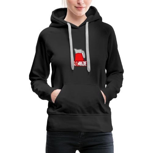 Drankje Hoodie Vrouwen - Vrouwen Premium hoodie