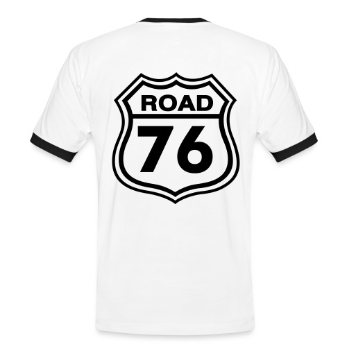 Route 76 - Men's Ringer Shirt