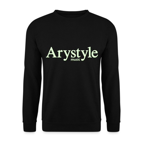 Sweet Arystyle Phosphorescent - Sweat-shirt Homme