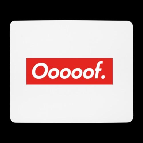 Ooooof Mauspad - Mousepad (Querformat)