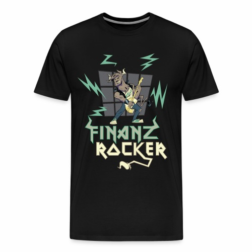 Männer - T-Shirt Soundtrack für Vermögenswerte  - Männer Premium T-Shirt