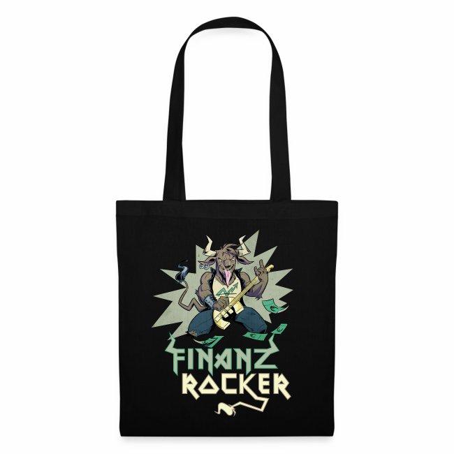 Shopping Bag Finanzrocker