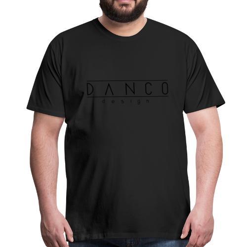SIMPLY DANCO - Camiseta premium hombre