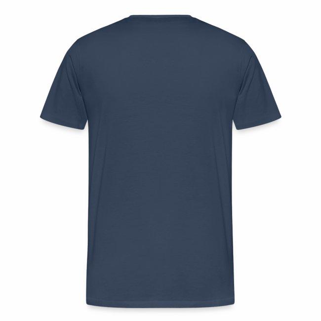 Männer T-Shirt - Mannie in Aktion