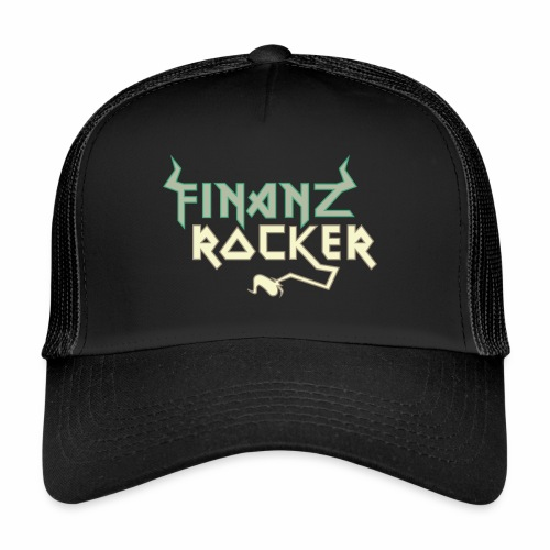 Trucker Cap - Mannie in Aktion - Trucker Cap