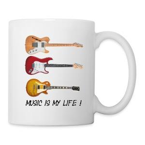 Krus - Music is my life - Kopp