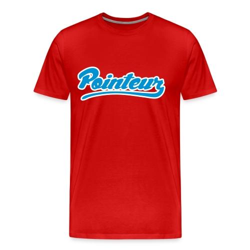 Pointeur pétanque flex - T-shirt Premium Homme