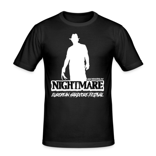 NIGHTMARE 2018 - MAN [M-PHK117]  - Men's Slim Fit T-Shirt