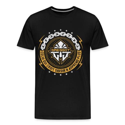 T-Shirt STRONG - Celui qui croit savoir - T-shirt Premium Homme