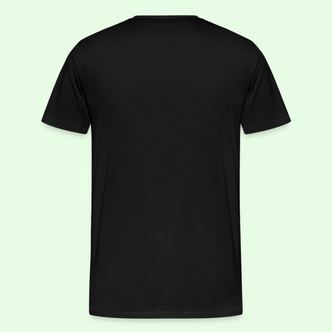 T skjorte med ny pissekul logo