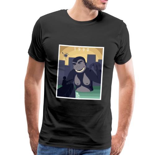 1990 (M) - Mannen Premium T-shirt