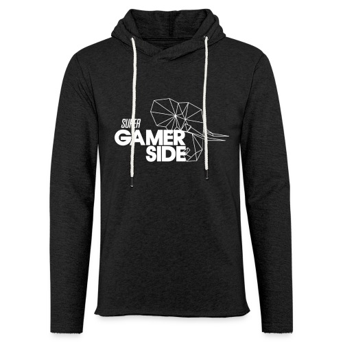 Hoodie Super Gamerside  - Sweat-shirt à capuche léger unisexe