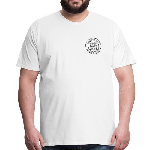 Highend Suff Since 2007, Logo black, ♂-Shirt - Männer Premium T-Shirt