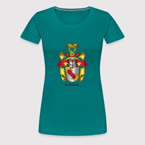 Fürst - Frauen Premium T-Shirt