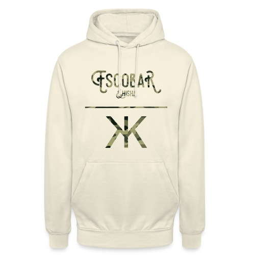 ESCOBAR X KEVKEV CLOTHING CAMO HOODIE UNISEX  - Unisex Hoodie