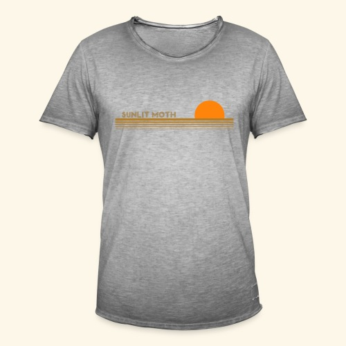 sunset vintage T - Men's Vintage T-Shirt
