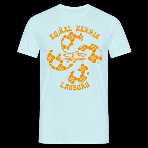 TEE-SHIRT HOMME NEW LAUBURU - T-shirt Homme