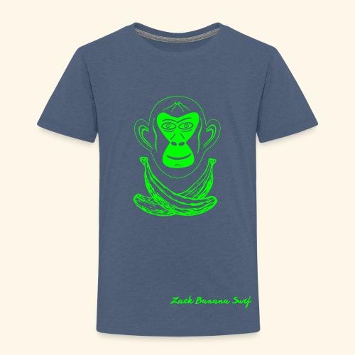 Zack Banana - BananaApe Kids-T - Kinder Premium T-Shirt