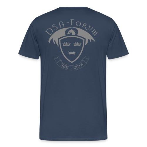 Selma Bragold Konvent 2018 T-Shirt - Männer Premium T-Shirt