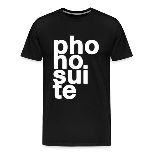 phonosuite - big print - Männer Premium T-Shirt