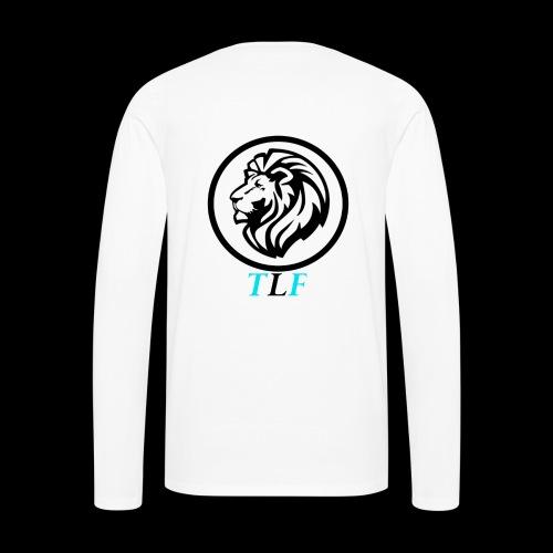 TLF Langærmede t-shirt - Herre premium T-shirt med lange ærmer