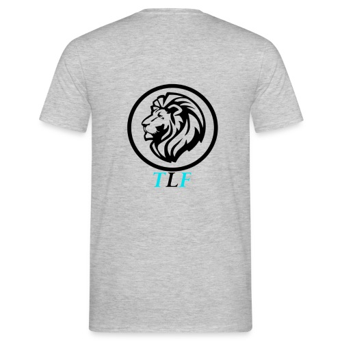 TLF- Grå T-Shirt - Herre-T-shirt