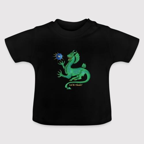 Feel the Thunder - Baby T-Shirt