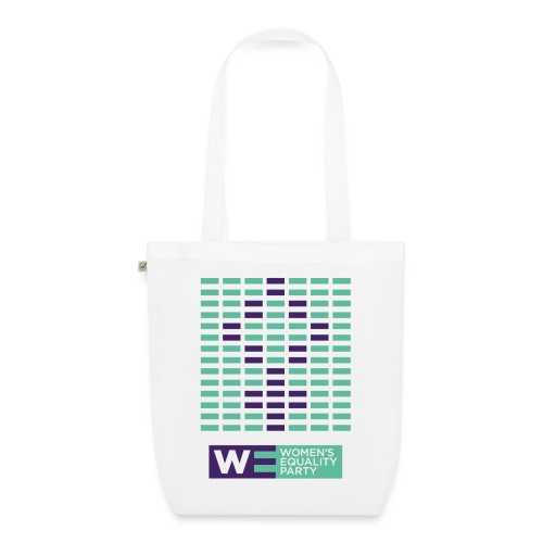 Equal representation tote - EarthPositive Tote Bag