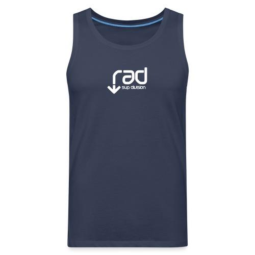 Rad Sup Div - Men's Premium Tank Top