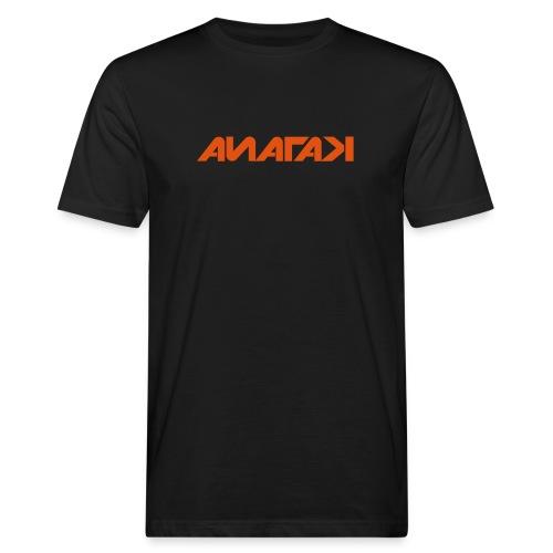 pop-up Katana - organic shirt - Men's Organic T-Shirt