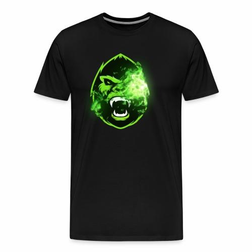ConclusiveHD Official Logo T-Shirt - Men's Premium T-Shirt