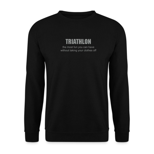 most fun long sleeve - Männer Pullover