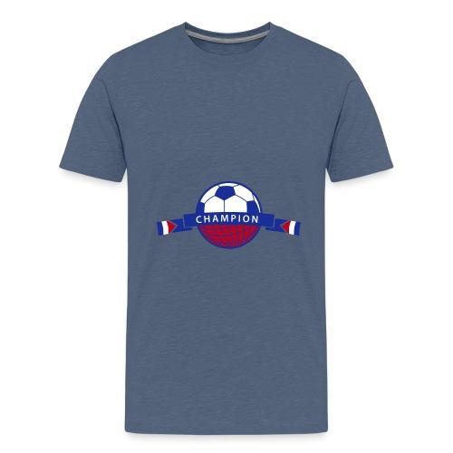 Vive la france - Teenager Premium T-Shirt