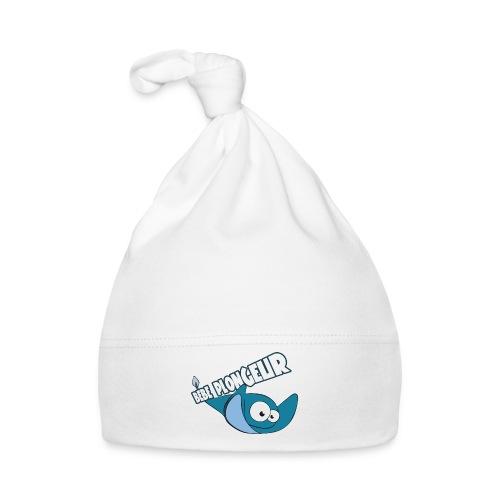 Bonnet bébé plongeur blanc - Bonnet Bébé